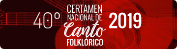 Certamen Nacional de Canto Folklórico