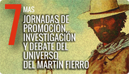 7mas Jornadas Martín Fierro