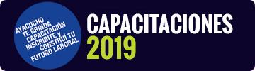 Capacitaciones 2019